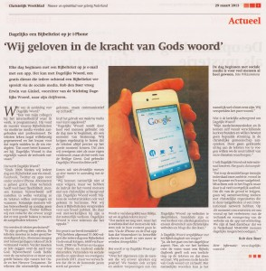 ChristelijkWeekblad